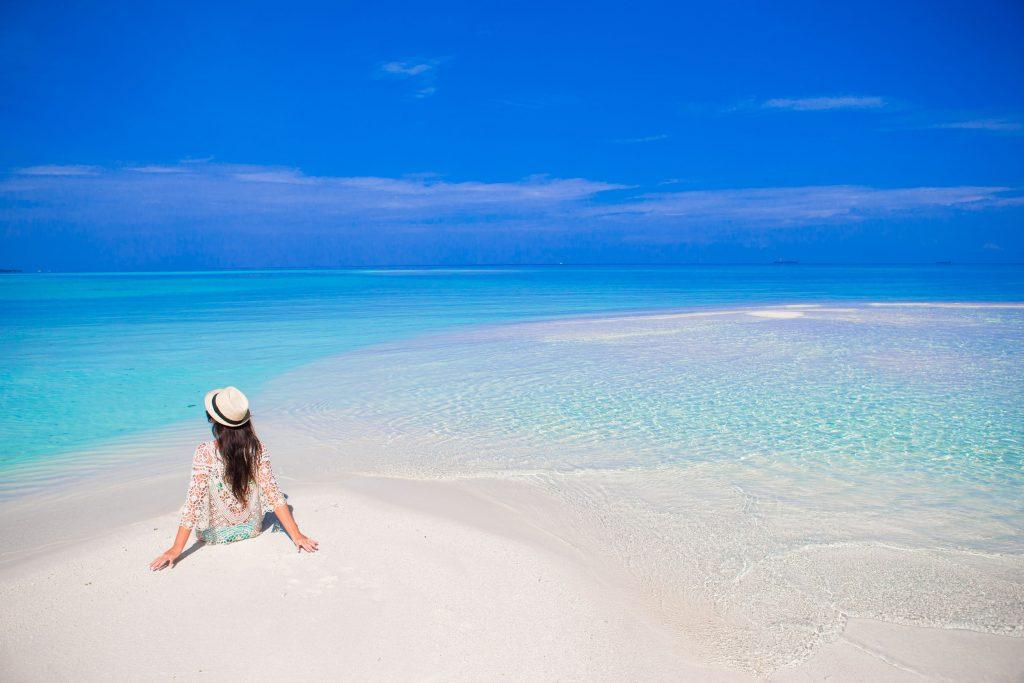 Latitude 21 Resorts - White sand beach